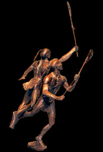 Study of the Creator's Game Sculpture