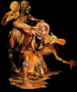 A Masked Dance