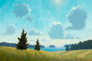 Skylight Painting